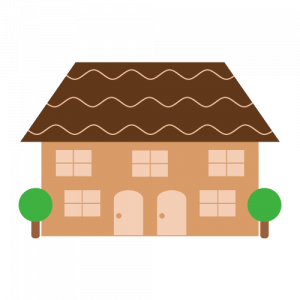 メゾネットタイプの賃貸アパート