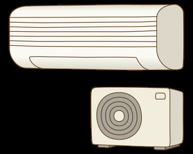 エアコン(室内機・室外機)